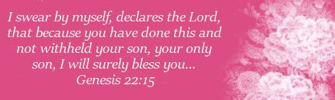 God's Sacrifice
