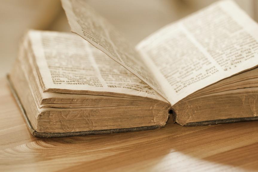 Upcoming Bible StudyReminder