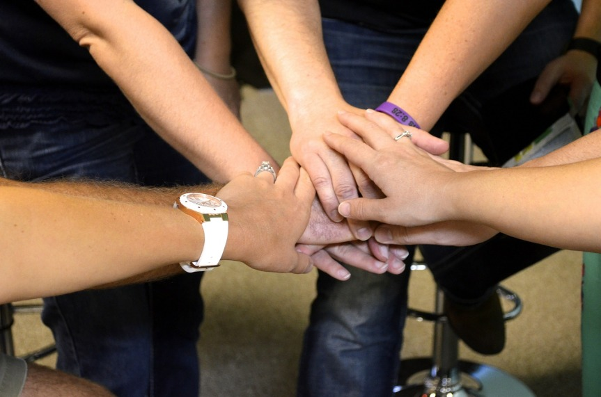 Solving The Group PrayerProblem