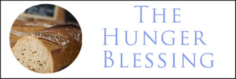 Hunger Blessing Banner
