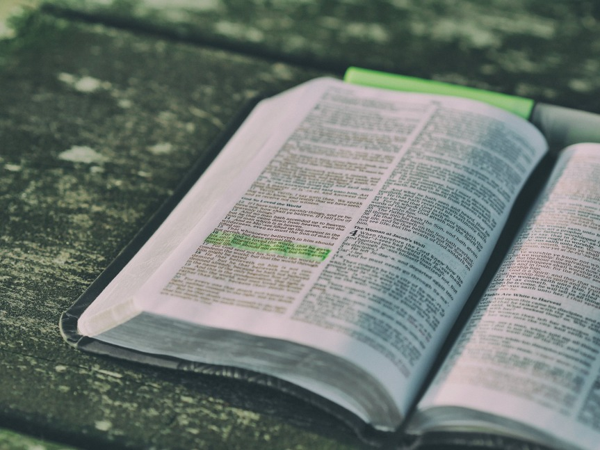 What I Am Learning From My Project To Read A Passage of Scripture Every Single Day For A Year